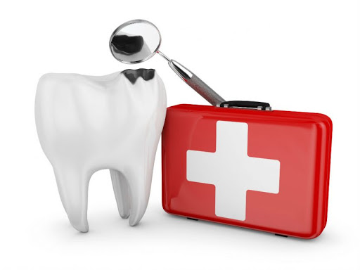 Emergency dentist questions, local dental question blog online, breaking a tooth chat