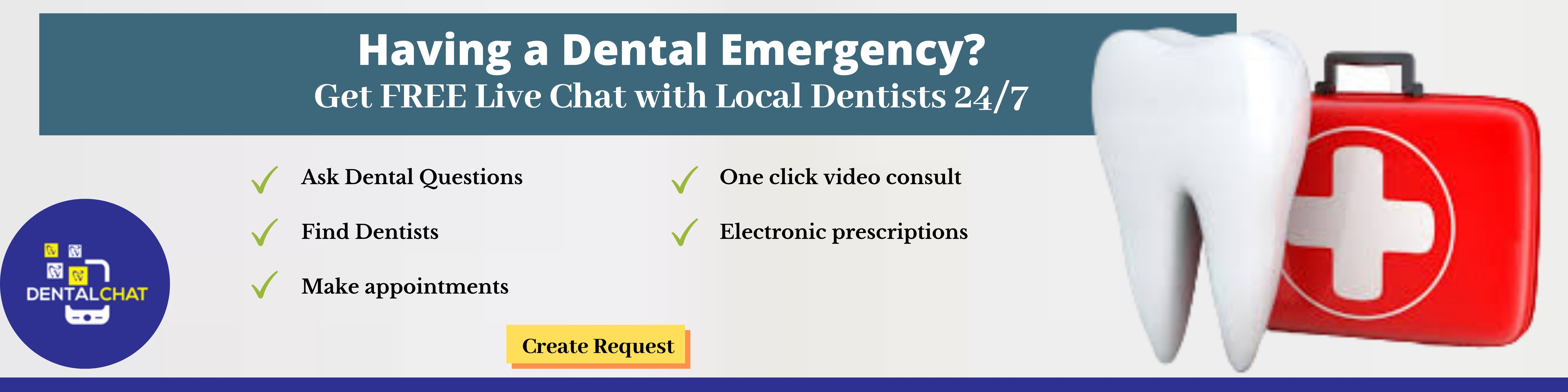 Find best local emergency dentist information, free local dentists teledentistry consult online, tooth problems info blog