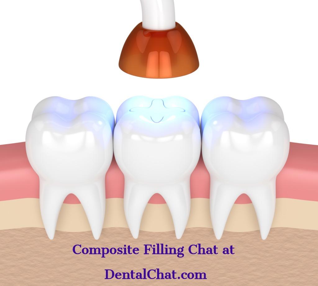 online teledental composite filling consult